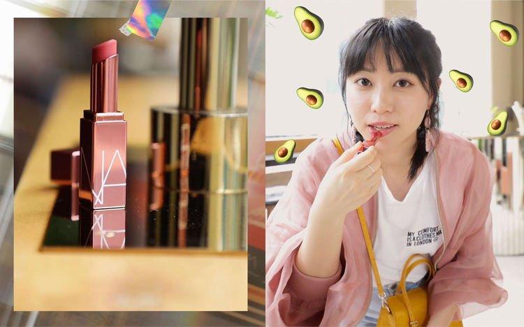 【春夏新唇膏造型 #OOTD】人氣唇膏試色+顯瘦穿搭造型分享💁🏻♀️💄