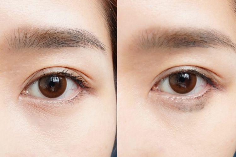 【睫毛液淚目實測】實驗證明女生千萬不能哭!防水、防暈染睫毛液真的存在?